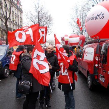 Communiqué de presse de la Fédération FO des Cheminots en soutien aux militants cheminots arrêtés le 28 avril dernier