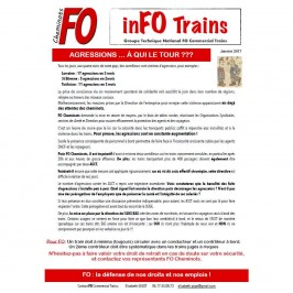 InFO Trains: AGRESSIONS … À QUI LE TOUR ???