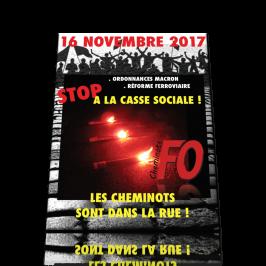 STOP A LA CASSE SOCIALE !