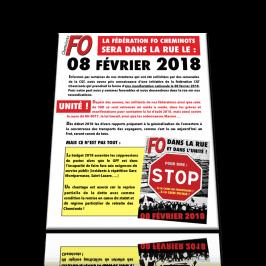 Mobilisation du 08 février !